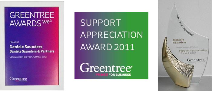 DSP Greentree Awards